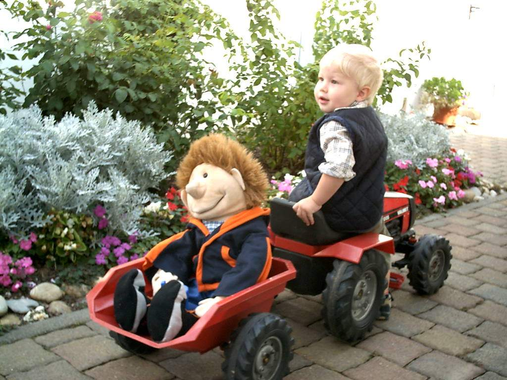 Christian und Lukas