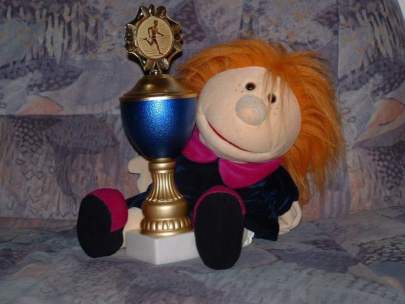 Klein Susi und der Pokal