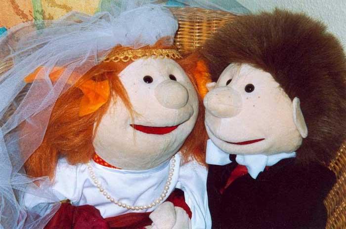 Fredda und Willi