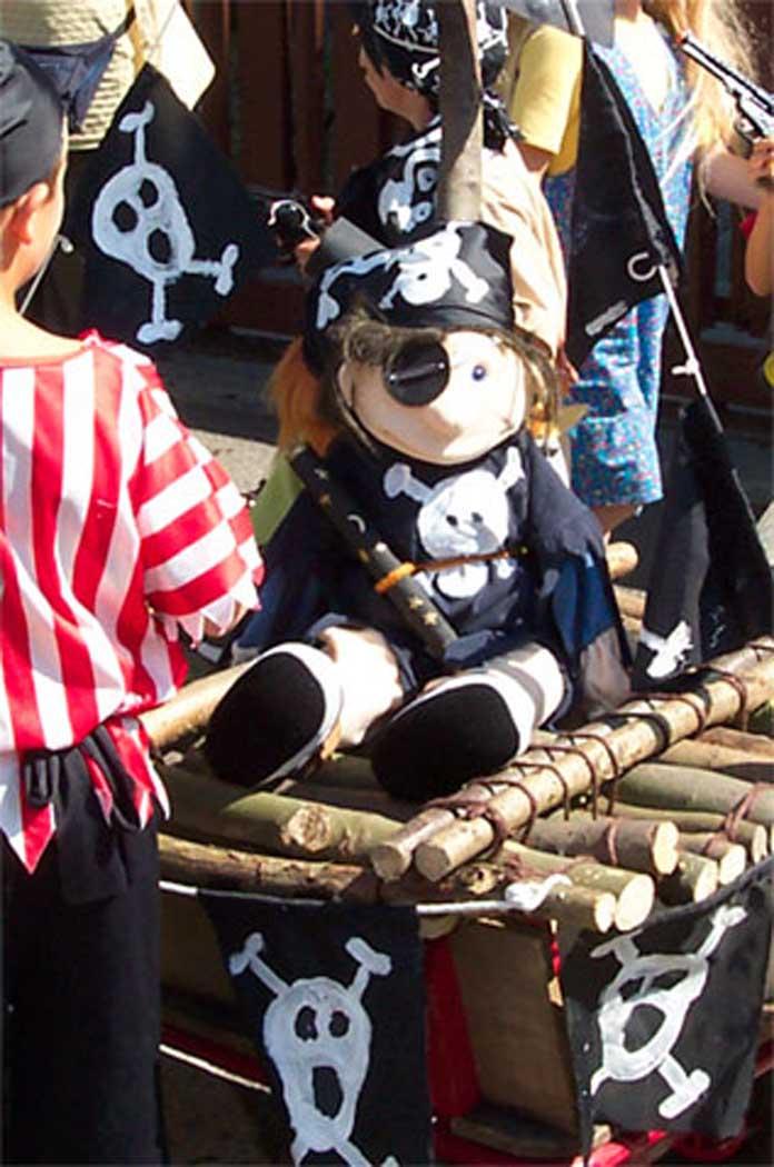 Alex, der Pirat
