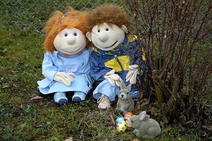 Betty und Lukas