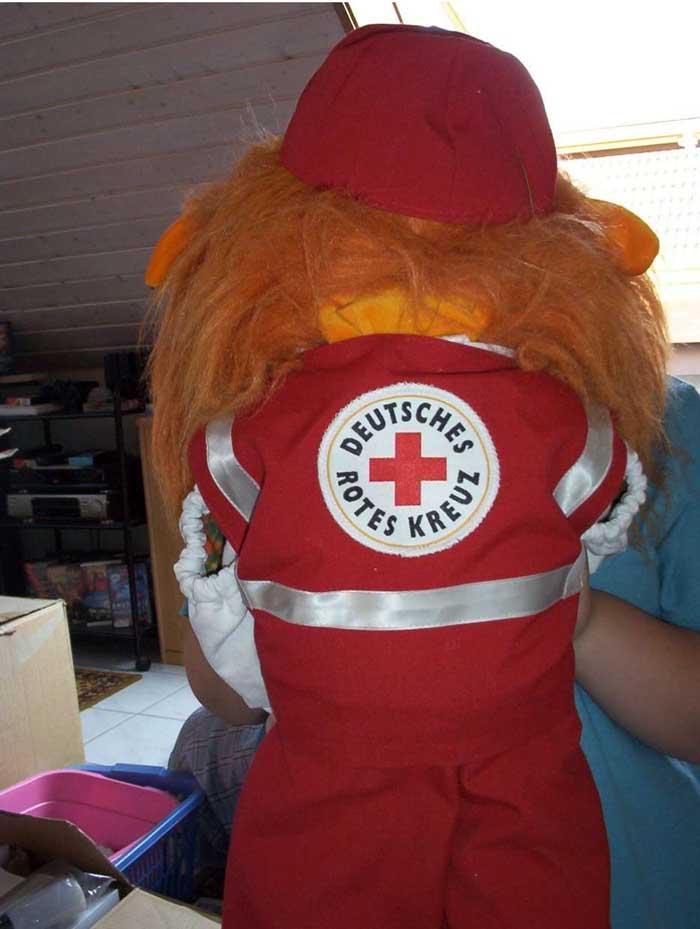 Paula vom roten Kreuz