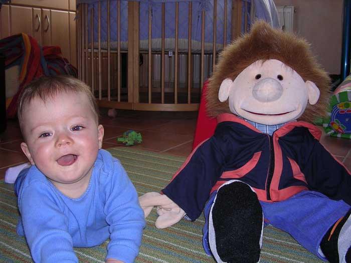 Max und Lukas
